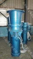 大流量简易式轴流泵