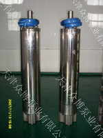 不锈钢热水深井泵