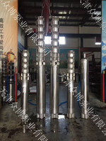 不锈钢深井泵选型|热水耐腐蚀深井泵